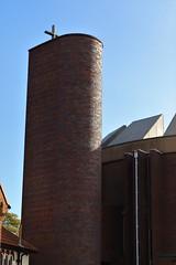 Bell Tower (Rev Paul O'Connor) Tags: wolverhampton penn stmichael catholic church belltower