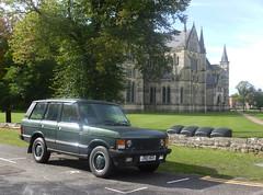 Range Rover (1992) (andreboeni) Tags: rangerover 1992 landrover rangie classic car automobile cars automobiles voitures autos automobili classique voiture rétro retro auto youngtimer klassik classica classico