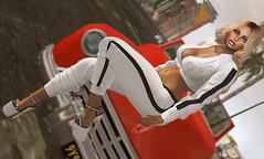 #973 (ღMandarine12ღ) Tags: scandalize enchante doux event catwa head bento maitreya bodymesh avatar sexy girl mode slfashion slblogger secondlifephoto sl secondlife 2ndlife