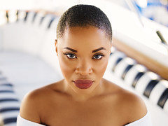 Belle Sophie (thebellesophie) Tags: success wealth africanamerican yacht holiday model fashion fitness style blogger beauty influencer afro short hair beautiful photography portrait commercial fine art black young woman