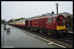 No 20227 Sherlock Holmes 6th Oct 2019 North Norfolk Railway Members Weekend (Ian Sharman 1963) Tags: 20227 sherlock holmes 6th oct 2019 north norfolk railway members weekend
