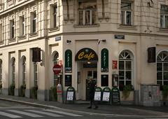 Cafe Frey (Wolfgang Bazer) Tags: cafe frey wiener kaffeehaus viennese coffee house wieden favoritenstrase strasenecke street corner wien vienna österreich austria