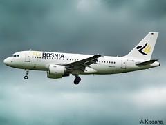FLY BOSNIA A319 E7-FBB (Adrian.Kissane) Tags: shannon 1925 a319 shannonairport 592019 e7fbb flybosnia