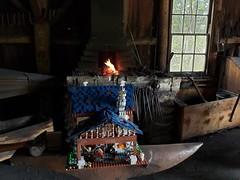 Medieval Blacksmith Shop ⚒⚔ Vote on Lego Ideas here: ideas.lego.com/projects/fe760b8b-4d27-4ab9-9373-353661f4a9f8  Thanks for the support!👍 (ben_pitchford) Tags: legomedievalcastleblacksmithanvilbuildingmocafol