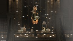 A lonely heart will ponder to depths of the blackened sea a lonely soul will wander for infinity. (JadeValentine457 in SL) Tags: phedora minimal oxydate stealthic tarte secondlife paparazzi foxcity