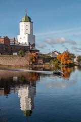 Vyborg' castle (snd2312) Tags: выборг vyborg autumn