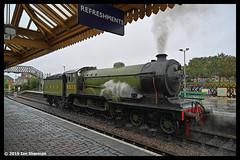 No 8572 6th Oct 2019 North Norfolk Railway Members Weekend (Ian Sharman 1963) Tags: no 8572 6th oct 2019 north norfolk railway members weekend class b12 460