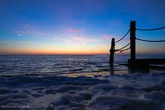 North Holland Before Sunrise (De Hollena) Tags: holland lespaysbas morgenrot morgenröte nederland niederlande noordholland nordholland sonnenaufgang sunrise thenetherlands waddensea waddenzee watt wattenmeer zonsopgang dawn bluehour blauestunde blauweuur lheurebleue