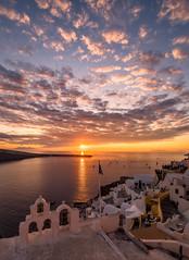 Santorini Sunset (Achim Thomae Photography) Tags: 2019 greece griechenland oia santorin santorini