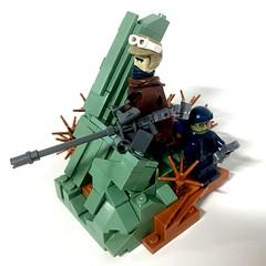 Confederate Remnant - Muunilinst - Muun sniper and Neimoidian spotter