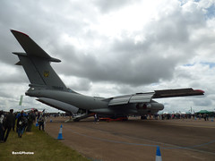 Ilyushin Il-76 (BenGPhotos) Tags: 2019 riat royal international air tattoo airshow aircraft military plane aeroplane ilyushin il76 candid transport ukrainian force