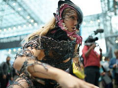 On the prowl (Paul Ocejo) Tags: cosplay nycc 2019 newyorkcomiccon cosplayer nyc javitts convention centerjavittscenter paulocejo