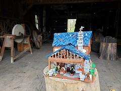 Medieval Blacksmith Shop ⚒⚔ Vote on Lego Ideas here: ideas.lego.com/projects/fe760b8b-4d27-4ab9-9373-353661f4a9f8   Thanks for supporting!👍 (ben_pitchford) Tags: legomedievalcastleblacksmithanvilbuildingmocafol