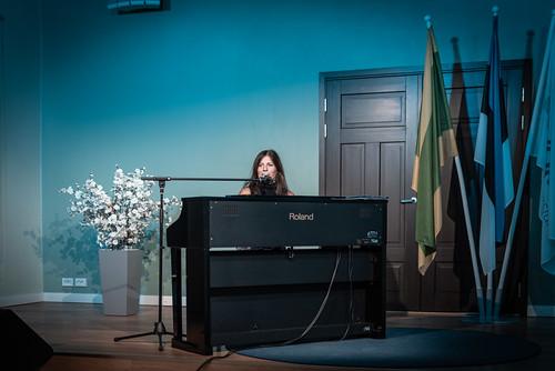 Helin-Mari Arder Võru gümnaasiumis
