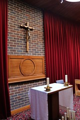 Adoration Chapel (Rev Paul O'Connor) Tags: wolverhampton penn stmichael catholic church chapel altar