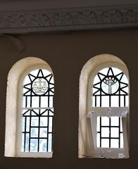 Original Church Windows (Rev Paul O'Connor) Tags: wolverhampton penn stmichael catholic church windows