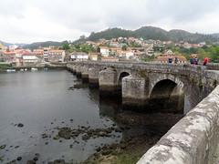 Ponte Sampaio. Arcade, Espanha. Caminho de Santiago. (Rubem Jr) Tags: espanha ponte spain bridge pontesampaio caminhodesantiago santiago way