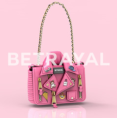 Nicki Jacket Bag PREVIEW (Rhuigi Bourne) Tags: betrayal betrayalsl bag barbie halloween hells gate fashion womenswear womens