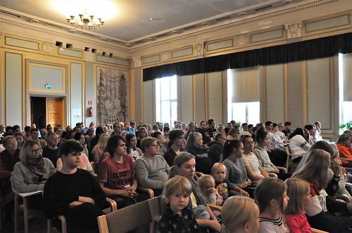 Gamut Consort Abja kultuurimajas. Foto: Lauri Sepp