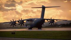A400 (mairmaximilian) Tags: airbus a400m atlas luftwaffe gaf flughafenmemmingen memmingen propeller transportaircraft
