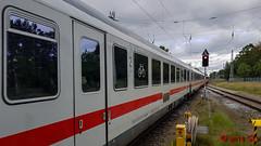 IC 2213 Ostseebad Binz - Stuttgart (Stefan's Gartenbahn) Tags: rügen db dbag deutschebahn rasenderroland pressnitztalbahn rübb br101 steuerwagen