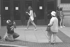 101 (damonabnormal) Tags: bw mono monochrome blackandwhite philly philadelphia cities urbanite candid snapshot streetphotography people peopleinthecity passerby