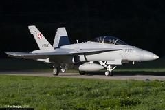 J-5237 - McDonnell Douglas F/A-18D Hornet - Swiss Air Force (KarlADrage) Tags: j5237 mcdonnelldouglasfa18dhornet swissairforce lsmm meiringenab axalp fliegerdemonstration