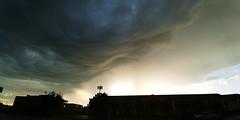 Twirls & Swirls (Darrell_pics) Tags: cloudsweatherskysceniclandscapetravelcanyonelementsexploreoklahomastormsautumn tulsa