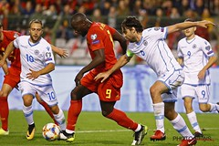 Belgio - San Marino (FSGC | official) Tags: soccer sport voetbal foot football 333012000103 3 4 2019 belgie belgique belgium belgian urbsfa kbvb equipe nationale team national ploeg red devils rode duivels diables rouges redtogether tousensemble rencontre wedstrijd uefa kwalificatie kwalificatiewedstrijden qualifiacation qualificatif euro2020 euro èsan marinoè èsaintmarinè saint marin brussels