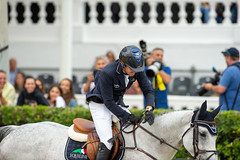 20191005 CSIO BARCELONA - FEI Nations Cup FInal (threiner) Tags: barcelona darraghkennyofirelandridingsweettricia horse reiten springreiten fei riding showjumping spain