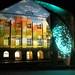 Berlin Siemensstadt - Berlin leuchtet (Festival of Lights) Siemens Hauptverwaltung 10-10-2019