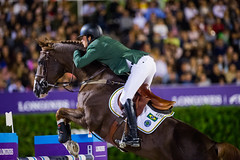 20191005 CSIO BARCELONA - FEI Nations Cup FInal (threiner) Tags: barcelona horse pedrovenissofbrazilridingquabridelisle reiten springreiten fei riding showjumping spain