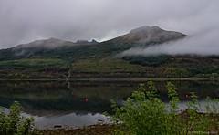 The Cobbler (Rollingstone1) Tags: thecobbler benarthur arrochar argyleandbute scotland rain cloud lochlong water reflections hills mountain outdoor walk climb landscape