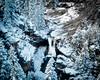 DJI_0671 (jeffreyshanor) Tags: outside national nature travel leisure explore mountains outdoors adventure snow cold scenic scenery husky huskies puppy puppies dog doggo rocks rocky waterfall tree clouds