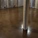 Stained Concrete Basement- Concrete Surface and Design- Covington, KY