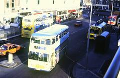 Slide 144-90 (Steve Guess) Tags: southampton hants hampshire england gb uk bus bristol ecw vrt solent blueline mustaphantom