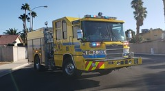 Engine 25, Clark County (Nevada) Fire (Summerlin540) Tags: