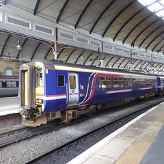 156449 at Newcastle (10/10/19) (*ECMLexpress*) Tags: arriva northern class 156 super sprinter dmu 156449 newcastle ecml
