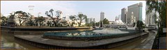 Malaysia KL Panorama 20190414_090506 DSCN4684 (CanadaGood) Tags: asia asean seasia malaysia malaysian peninsularmalaysia panorama kl kualalumpur architecture building river mosque fountain canadagood 2019 thisdecade color colour