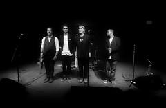 China Crisis (Livesurfcams) Tags: torrington devon garydaly eddielundon chinacrisis concert livemusic apple iphones