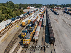 UP 8199 | GE ES44AC-H | UP Sargent Yard (M.J. Scanlon) Tags: 102track ac4400cw ac44cw csx5417 csx94 csxmemphisterminalsubdivision csxq154 csxq531 csxt94 cargo commerce digital es40dc es44ach engine freight ge horsepower imemnb locomotive logistics mnvnl msfnl memphis merchandise mojo q154 q531 rail railfan railfanning railroad railroader railway scanlon tennessee track train trains transport transportation up8199 upsargentyard ©mjscanlon ©mjscanlonphotography csxt5417