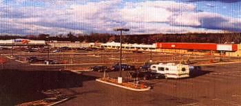 Kmart Plaza - Vernon, Connecticut (late 90s)