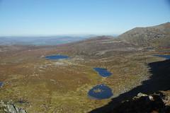 Small Lochans (steve_whitmarsh) Tags: aberdeenshire scotland scottishhighlands highlands cairngorms mountain hills carnachoirebhoidheach loch lochan water landscape nature topic