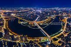 再訪中和華中橋 (Louis Liu) Tags: louis的影像世界 louis的空拍世界 劉大川 空拍圖庫 圖庫 2000萬畫素 台灣 taiwan 建築 dji mavic2pro mavic2 drone aerography 中和 華中橋 huazhung