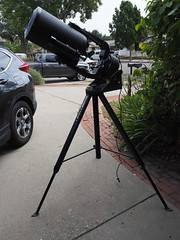 SA095416 SBAU Bosch & Lomb 8000 8 inch SCT fork mount w tripod (SBAUstars) Tags: october 7 2019 sbau bosch lomb criterion 8 inch sct forkmount telescope forsale santabarbara astronomy