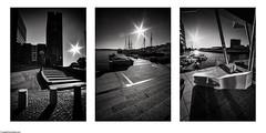 Passage of the Sun (niggyl :)) Tags: norway norge oslo rådhusplassen rådhuset oslocityhall tjuvholmenoslo dxolabs nikcollection blackandwhite bw monochrome monochromatic bnw bnwlandscape silverefexpro silverefexpro2 blackandwhitelandscape bandw contrejour backlight backlighting flare lensflare fujifilm fujifilmxt1 fujixt1 xt1 fujinon fujinonxf1855284rlmois fujixf1855r xf1855r landscape cityscape minimalism architecture building triptych