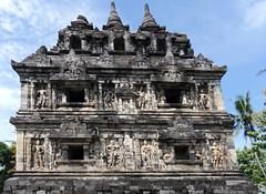Candi Sari  - 8th cent. Buddhist temple (sandorson) Tags: candisari java indonesia buddhist temple candi sandorson
