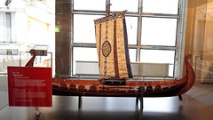 ROTTERDAM - MUSEO NAVAL - BARCO VIKINGO (mflinera) Tags: rotterdam holanda netherlands museo naval barco vikingo