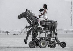 Mechanical Horse Burning Man art car (Dust To Ashes) Tags: burningmanfestival burningman2019 burningman metamorphoses theme burning man bm2019 2019 dust ashes dusttoashes wwwdusttoashesnet sculpture sculptures installation installations surreal playa desert nevada gerlach nv blackrockcity brc art burningmanart desertparty photography photos photo pictures ales woman riding horse mechanical metal steel animal girl mutant vehicle car people