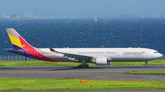 Airbus A330-323, HL7792, Asiana Airlines (tkosada.mac) Tags: sonyalpha ilca77m2 asianaairlines staralliance airbus a333 tokyointernationalairport hanedaairport hnd rjtt